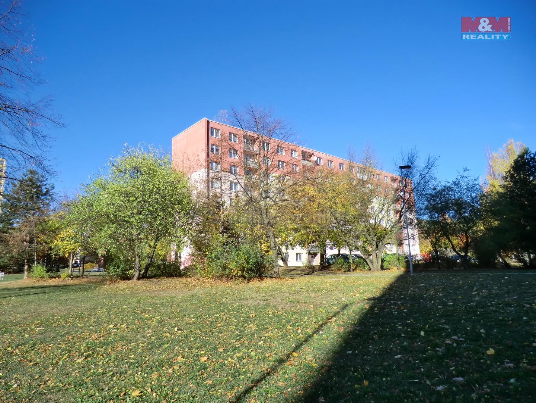 Pronájem, byt 3+1, 63 m2, OV Klášterec nad Ohří, ul. Školní