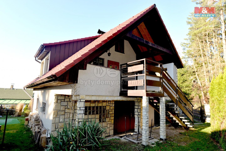 Prodej, chata 5+1, 406 m2, Seč - Hoješín