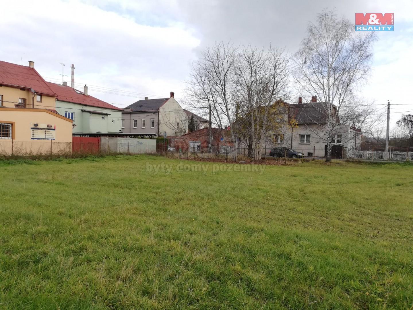Prodej, pozemek, 808 m2, Bohumín - Skřečoň