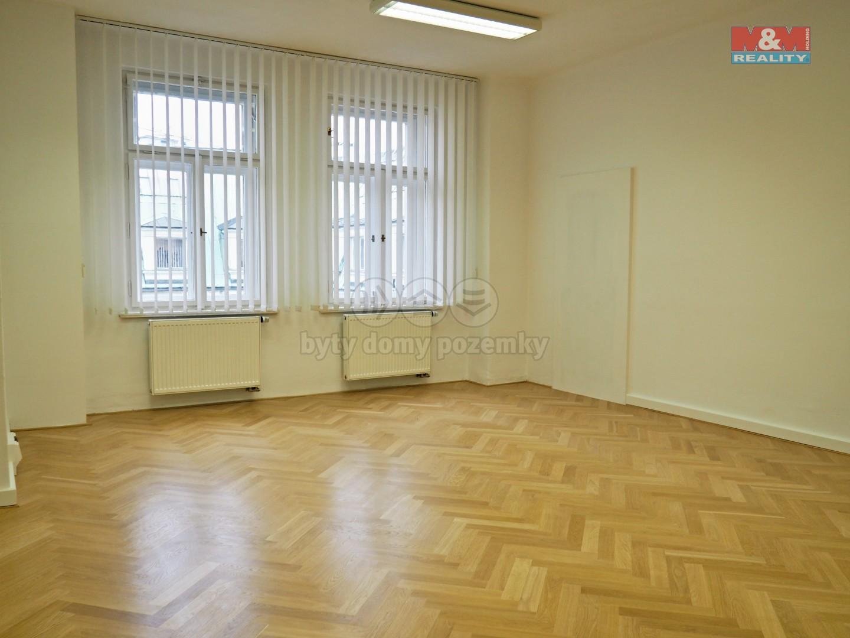 Pronájem, kancelář, 36 m2, Praha 1, ul. Vodičkova