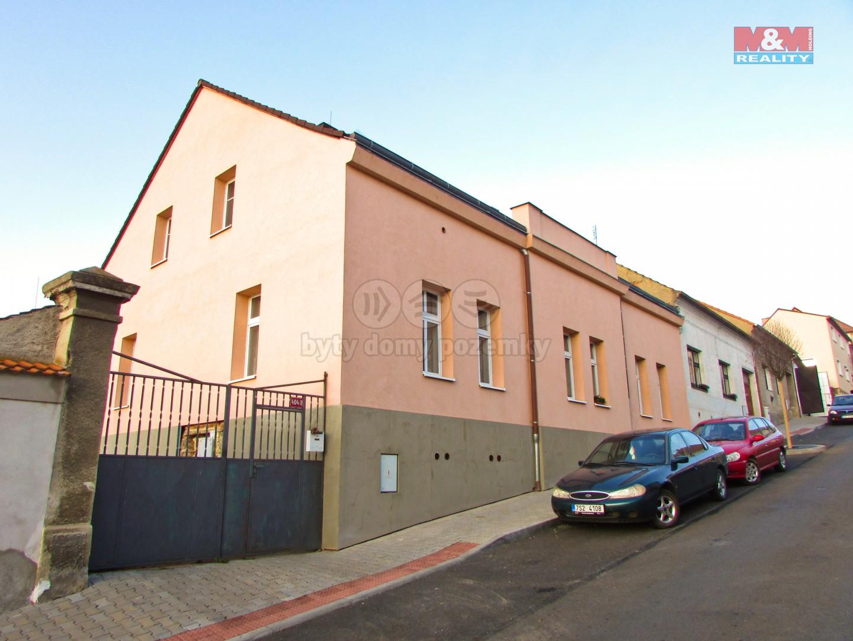 Prodej, rodinný dům, 6+2, 150m2, Rakovník, ul. Hálkova