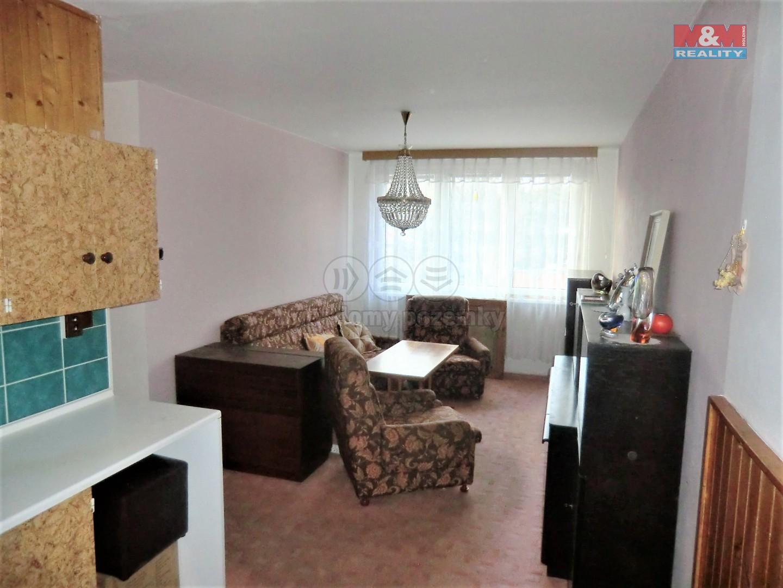 Prodej, byt 2+kk, 40 m2, OV, Most, ul. Šeříková