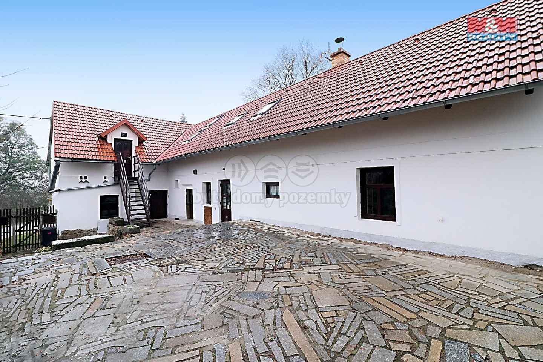 Prodej, statek, 63.000 m2, Vrchotovy Janovice-Šebáňovice (Prodej, statek, 63000 m², Vrchotovy Janovice-Šebáňovice), foto 1/25