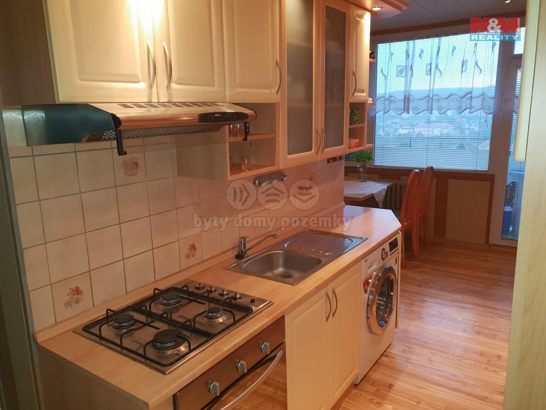 Prodej, byt 3+1, 71 m2, Klášterec nad Ohří, ul. Budovatelská