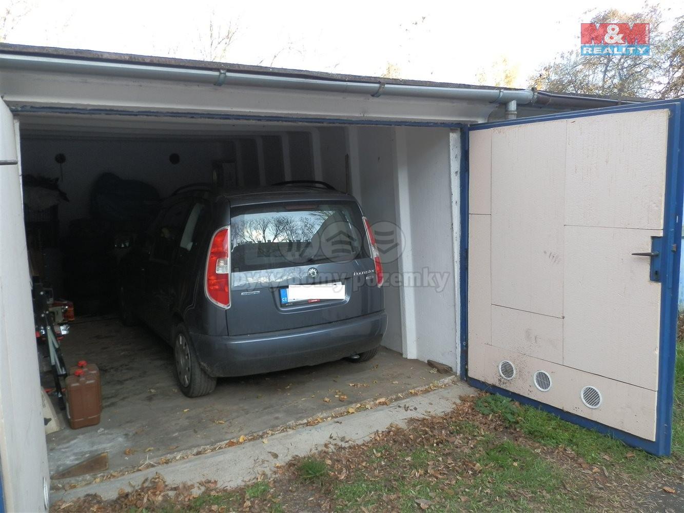Prodej, garáž, 20 m2, Brno