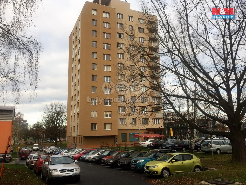 Pronájem, byt 1+1, 36 m2, Ostrava - Poruba, ul. Opavská