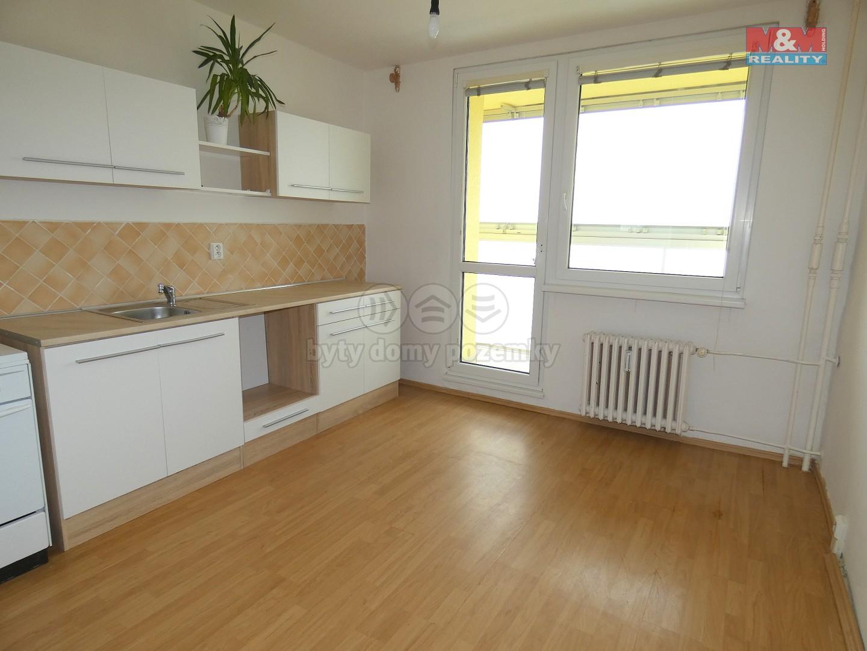 Pronájem, byt 3+1, 72 m2, Ostrava - Moravská Ostrava