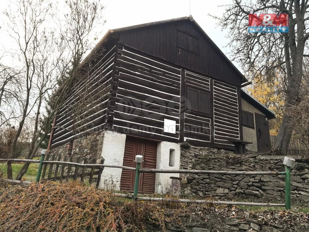 Prodej, chata, 75 m2, Malý Hrzín, okr. Karlovy Vary