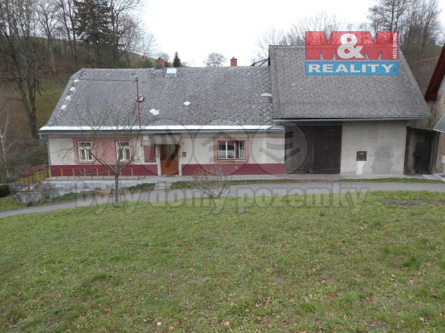 Prodej, chalupa 2+1, 1754 m2, Mistrovice