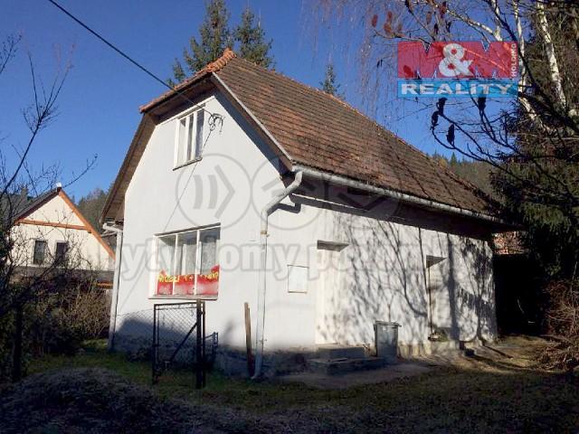 Prodej, rodinný dům 4+1, Valašská Bystřice