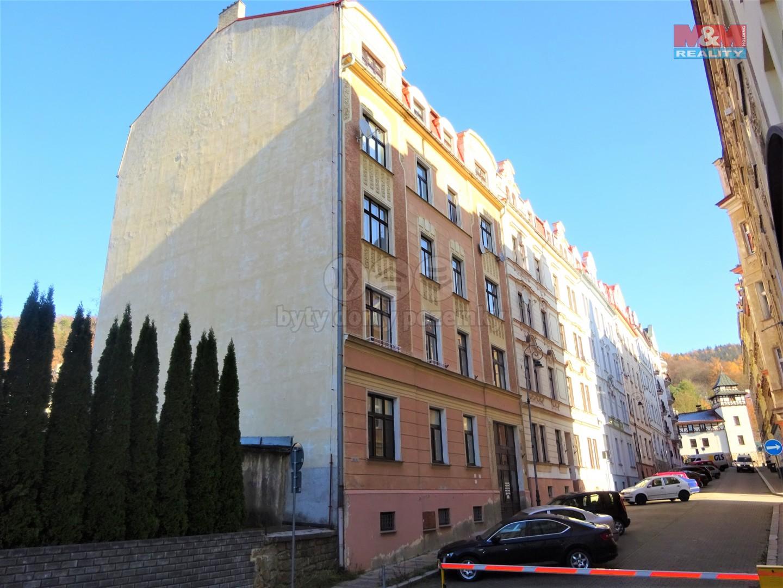 Pronájem, byt 2+1, 77 m2, Karlovy Vary, ul. Raisova