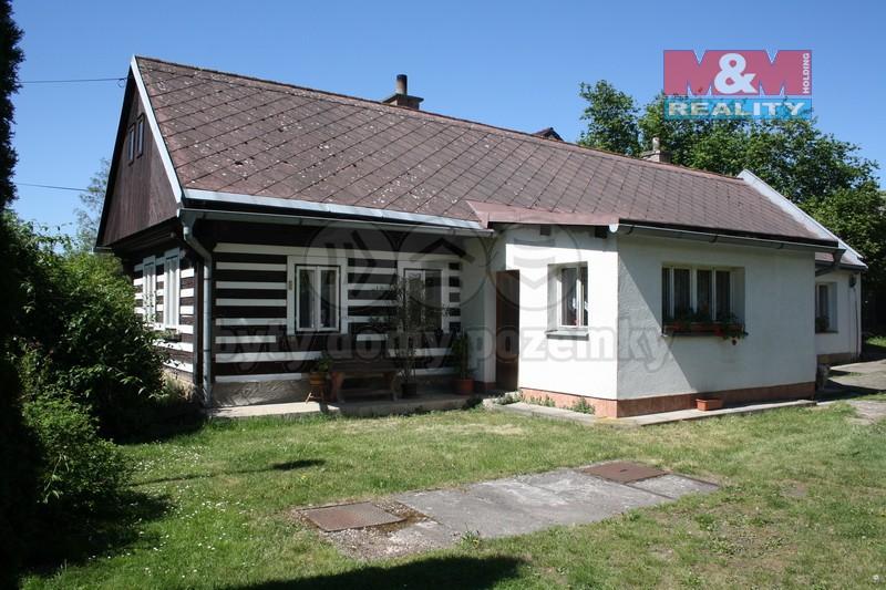 Prodej, rodinný dům, 3+kk, Kovač, zahrada, garáž
