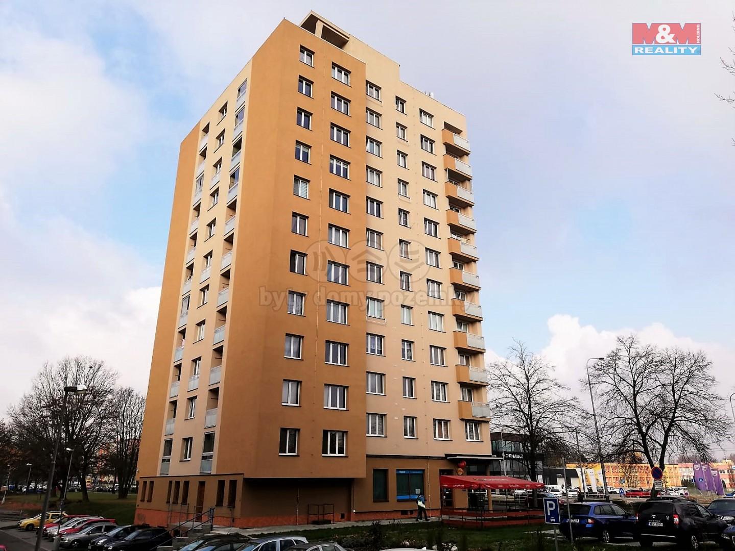 Prodej, byt 1+1, 38 m2, Ostrava, ul. Opavská
