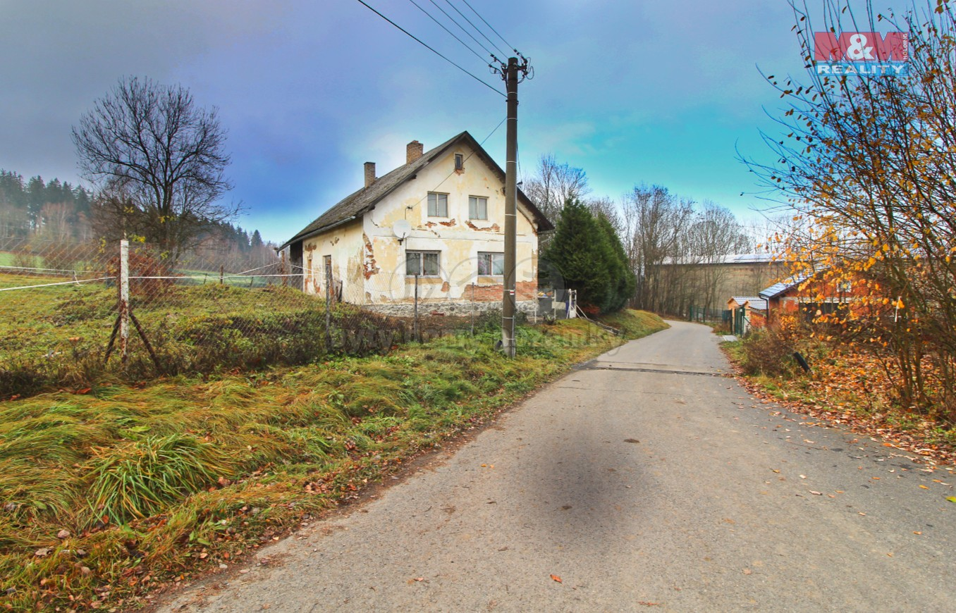 Prodej, RD , 5+1, 152 m2, pozemek 5892 m2, Svatá Kateřina