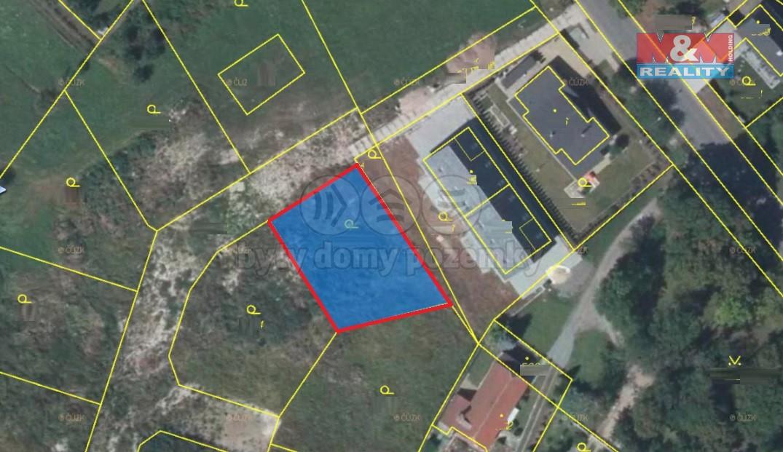 Prodej, pozemek, 647 m2, Černilov