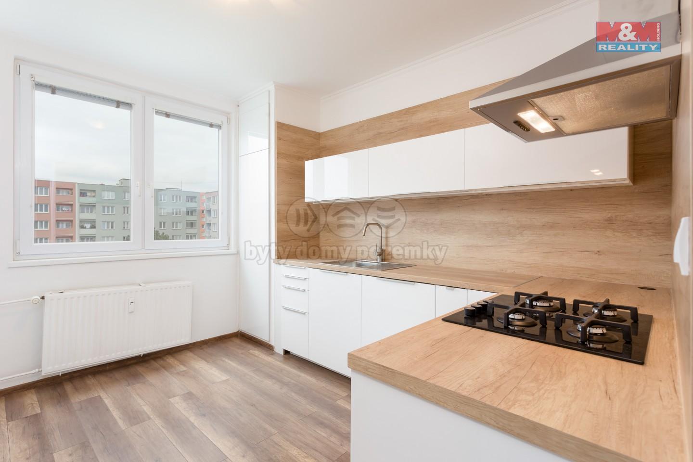 Prodej, byt 3+1, 66 m2, Ostrava - Dubina, ul. V. Košaře