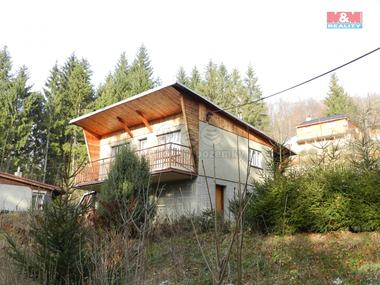 Prodej, chata, 1224 m2, Prostřední Bečva - Bácov