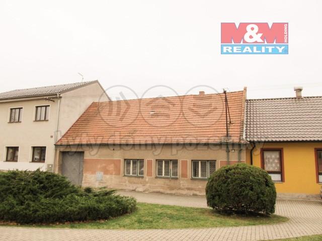Prodej, chalupa 3+1, Vilémov u Golčova Jeníkova