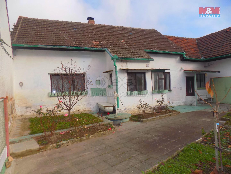 Prodej, chalupa, 2+1, 340 m2, Horažďovice