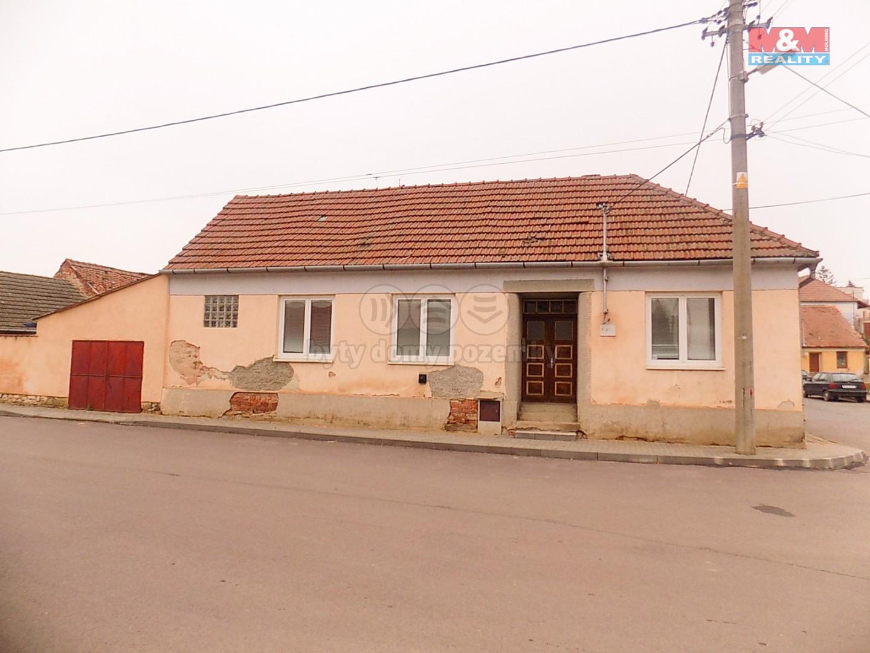 Prodej, rodinný dům, Dolní Dubňany