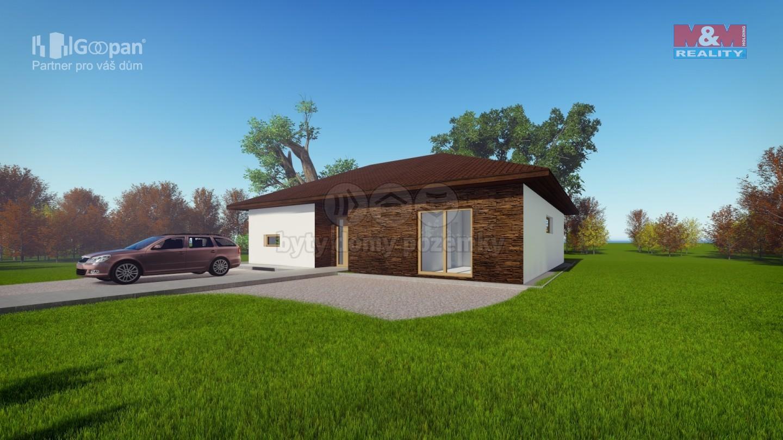 Prodej, rodinný dům 4+kk, 1450 m2, Drásov