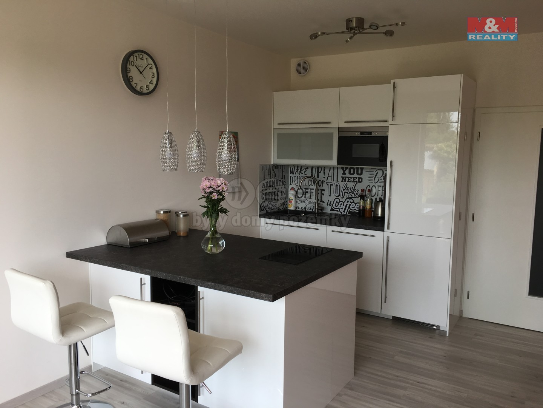 Pronájem, byt 1+kk, 44 m2, Brno - Ponava