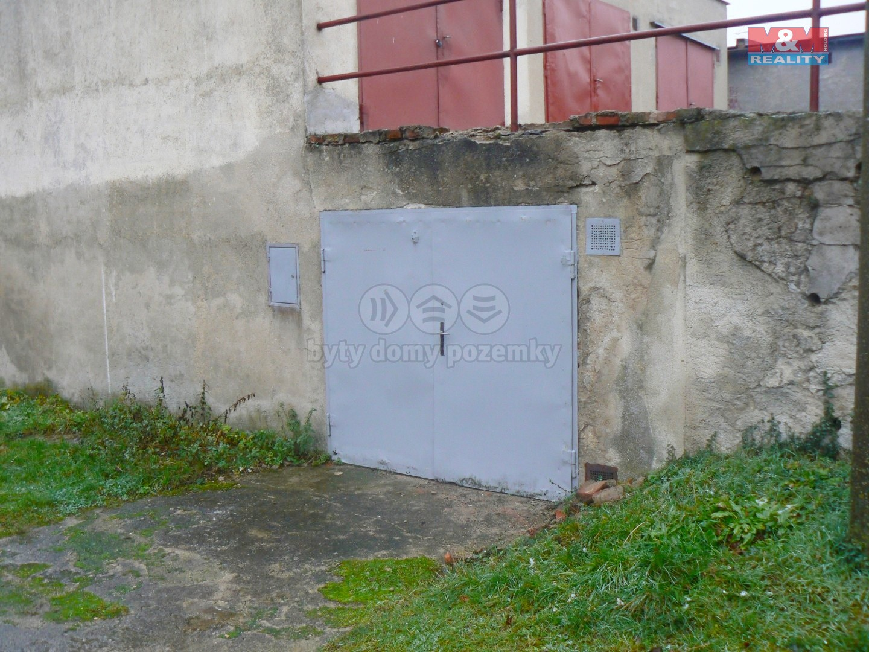Prodej, garáž, Znojmo, ul. Suchohrdelská