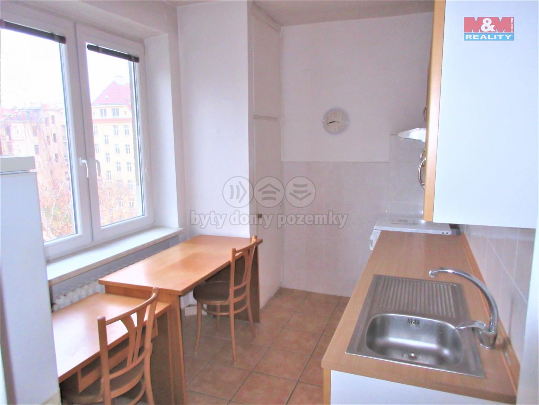 Prodej, byt 2+1, 53 m2, Brno, ul. Trýbova