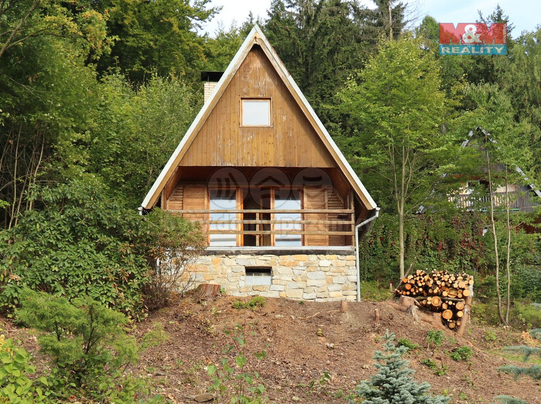 Prodej, chata 3+kk, 930 m2, Hraběšice