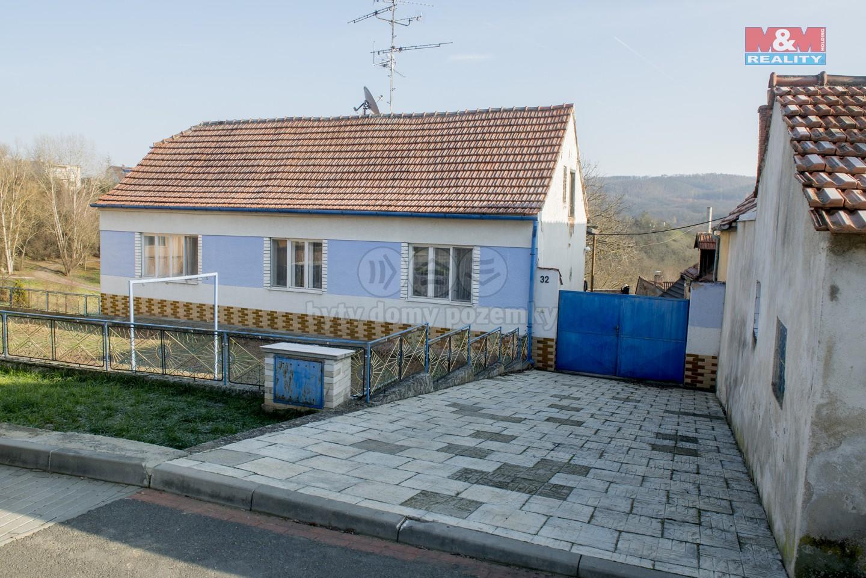 Prodej, rodinný dům 4+1, Ivančice - Budkovice