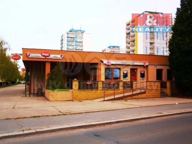 Prodej, restaurace, 580 m2, Štětí
