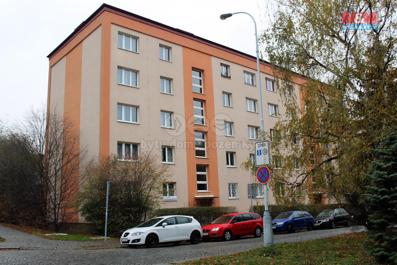dům  (Prodej, byt 2+kk, 52 m2, DV, Praha 10 Strašnice, ul. Nosická), foto 1/13