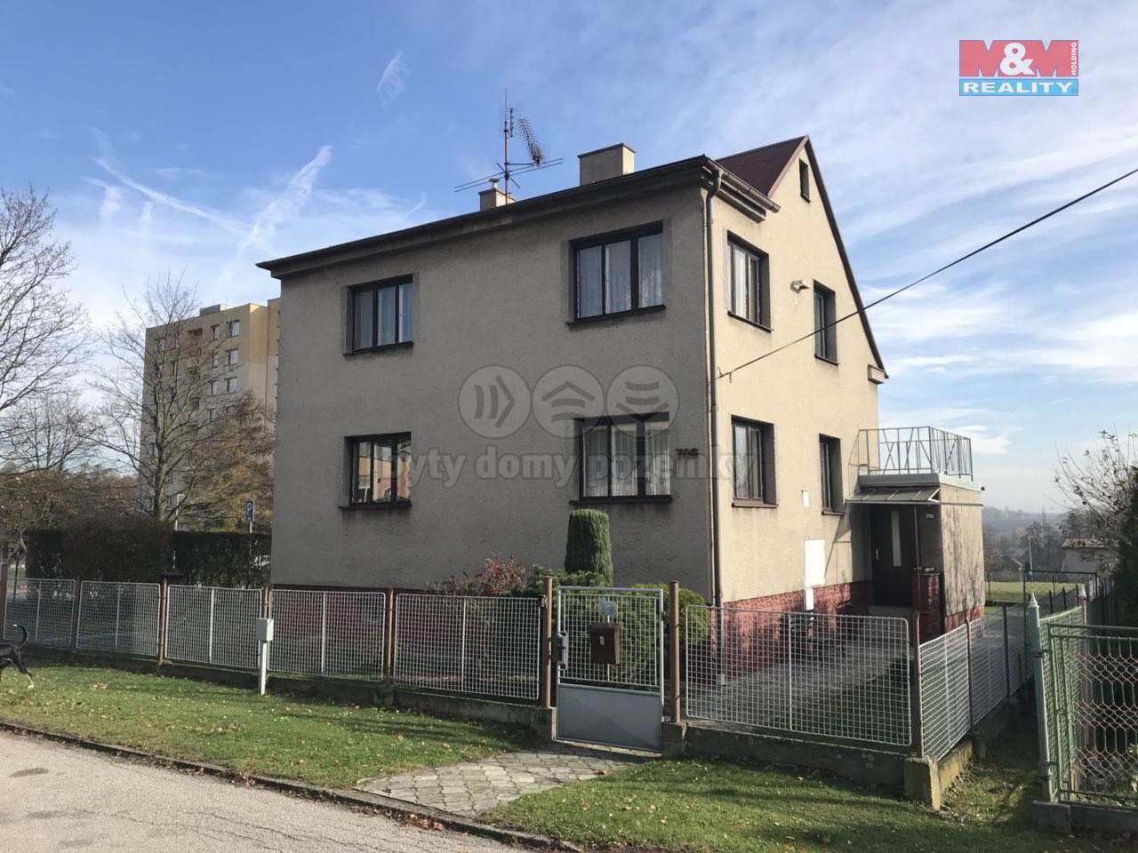 Prodej, rodinný dům, Rychvald, ul. Sokolská