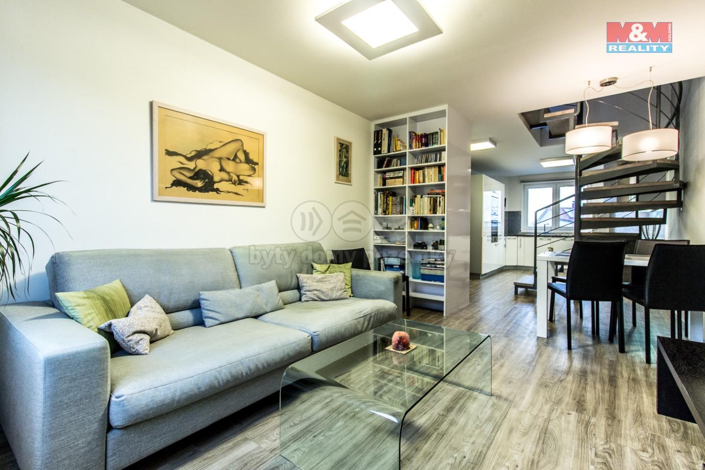 (Prodej, byt 3+kk, 94 m2, Praha - Hostivař), foto 1/18