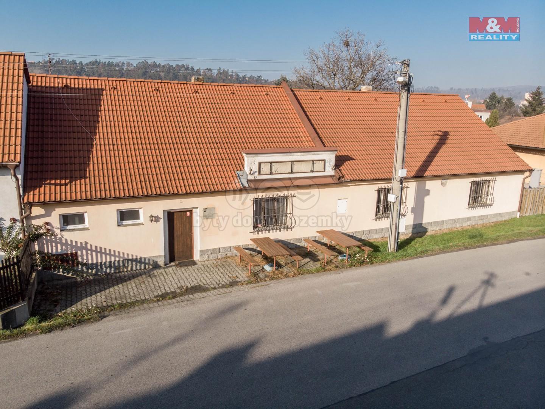 Prodej, restaurace, 240 m2, Králův Dvůr - Popovice