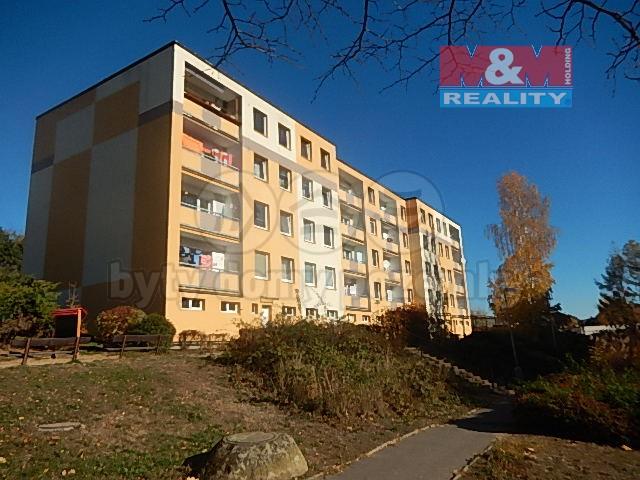 Pronájem, byt 2+kk, 48 m2, Ústí nad Labem, ul.Obvodová