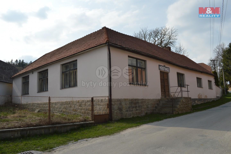 Prodej, rodinný dům, Horní Cerekev - Těšenov