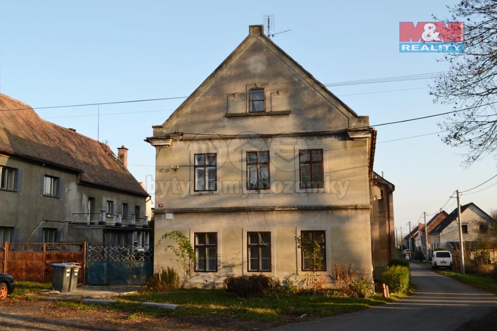 (Prodej, nájemní dům, 374 m2, Kounov u Rakovníka), foto 1/14