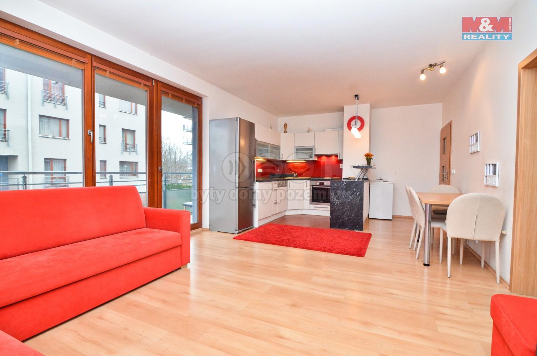 Prodej, byt 2+kk, Praha - Vysočany