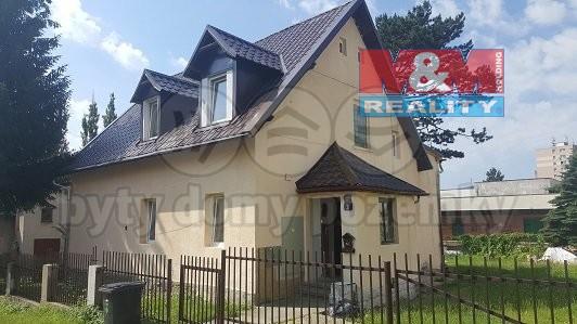 Prodej, rodinný dům, 132 m2, Liberec, ul. Balbínova