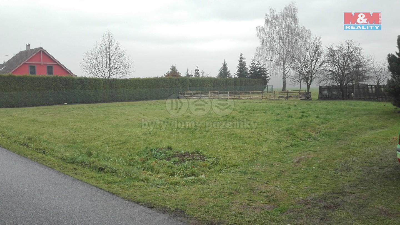 Prodej, stavební pozemek, 973 m2, Dobratice - Hranice