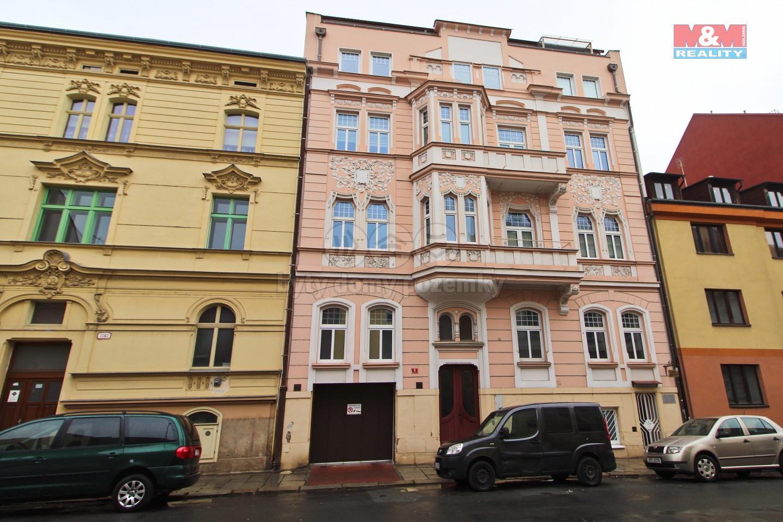 Pronájem, byt 2+kk, 78 m2, Plzeň, ul. Bendova