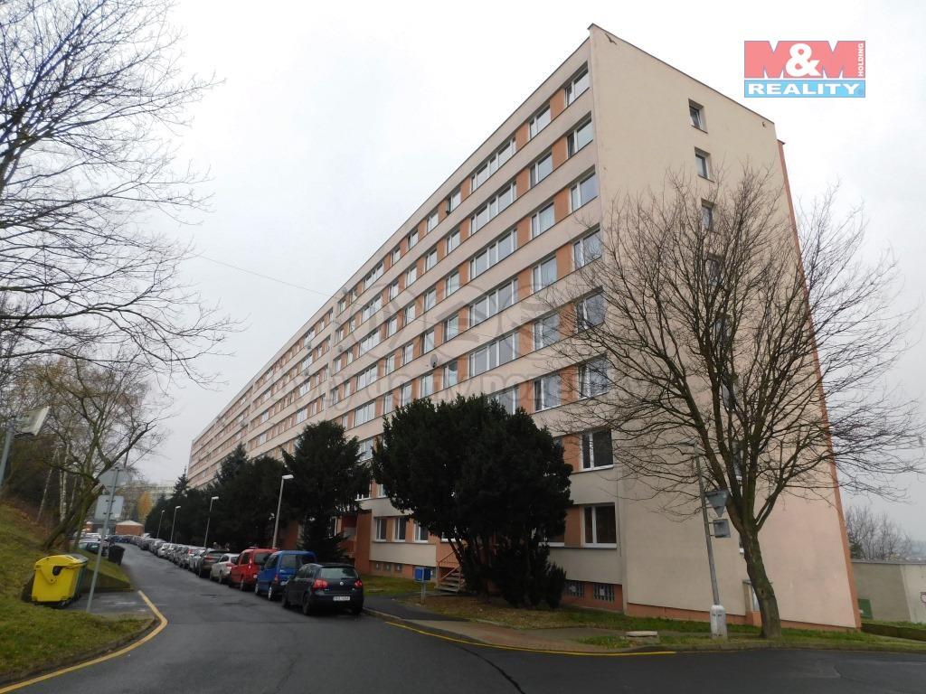 Prodej, byt 2+kk, DV, 42 m2, Teplice, ul. Trnovanská