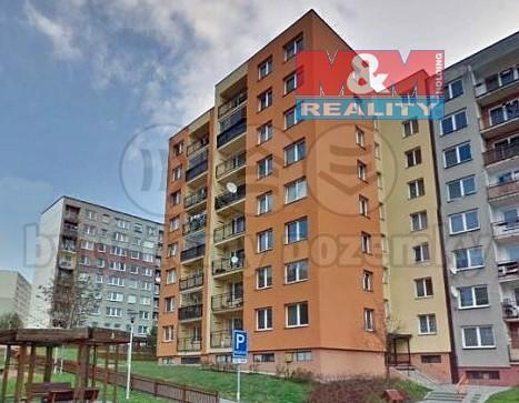 Prodej byt 3+1, 68 m2, Ostrava - Poruba, ul. Fr. Čechury