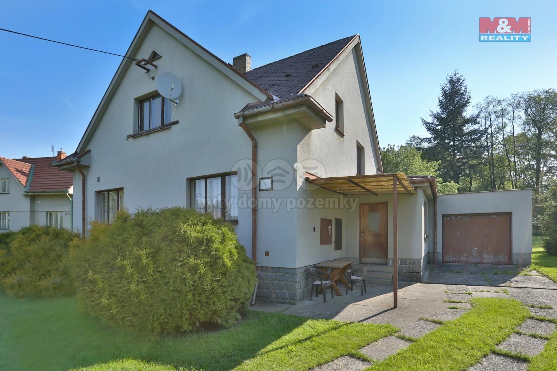Prodej, rodinný dům 6+2+G, 1716 m2, Mirošov, ul. Dobřívská