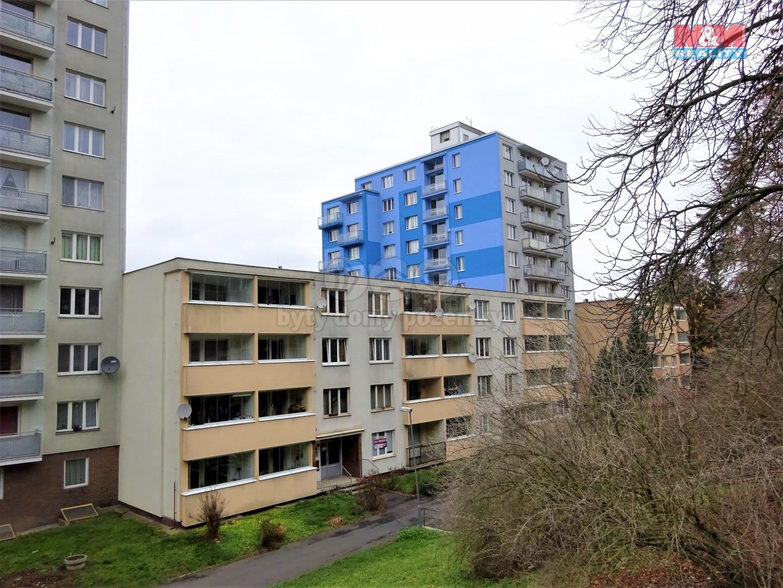Prodej, byt 1+1, 41 m2, Karlovy Vary, ul. Vítězná