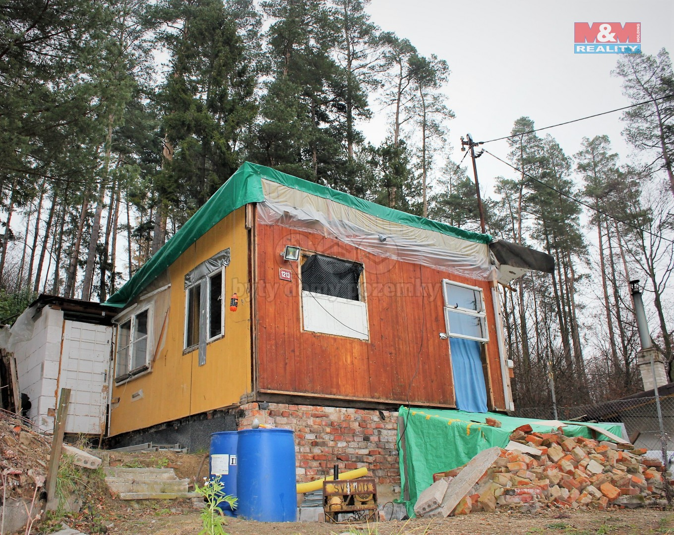 Prodej, chata, 70 m2, Horní Lhota