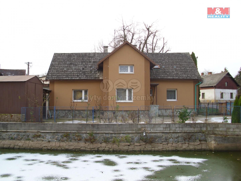 Prodej, rodinný dům, 5+1, Libošovice