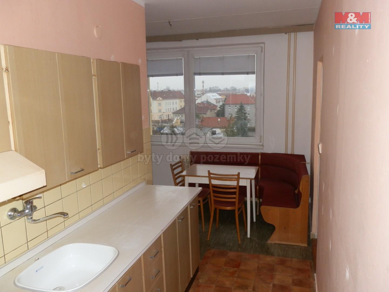 Prodej, byt 2+1, 52 m2, Prostějov, ul. Žeranovská
