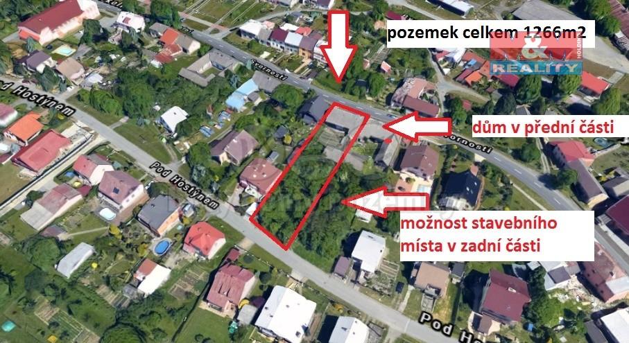 Prodej, rodinné domy, Chvalčov, ul. Svornosti